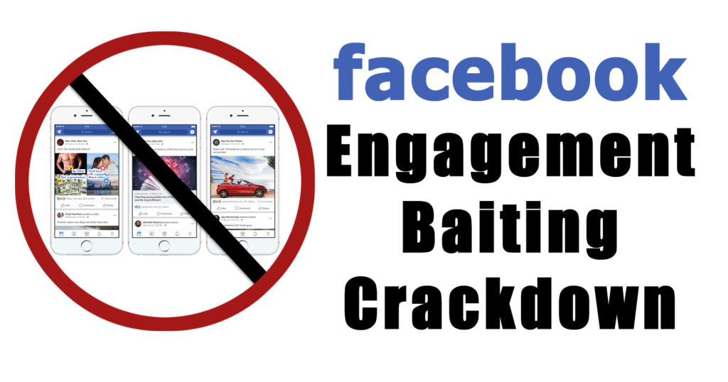 Facebook Demoting Engagement Bait 2
